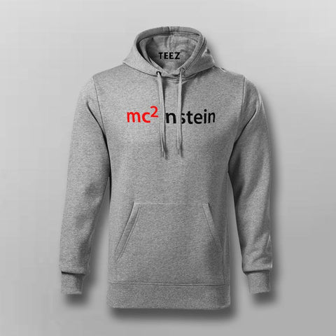 Einstein Logo Hoodies For Men Online India