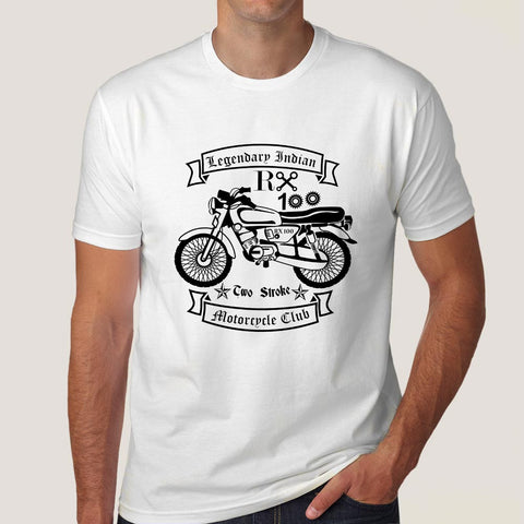Yamaha RX100 t-shirt india