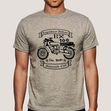 Rx 100 Legendary Indian Motorcycle - Men's T-shirt