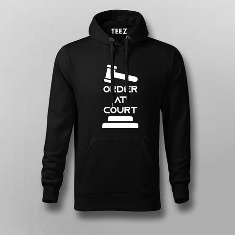 Order At Court Hoodies For Men Online India