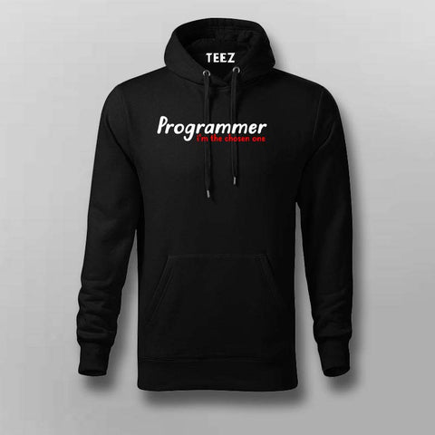 Programmer i'm the chosen one hoodies for men india