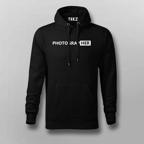 Photographer Hoodies For Men Online India