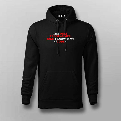 Programming Joke Programmer Hoodies For Men
