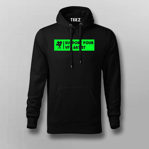 Visual Effects Hoodies For Men online India