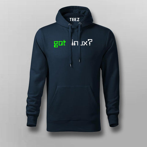 Got Linux?  Hoodies For Men Online