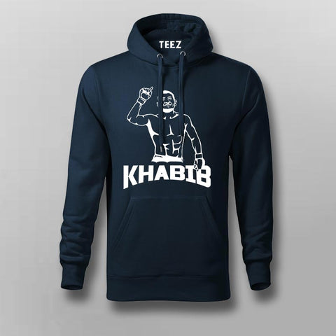 Khabib Logo Hoodies For Men Online India