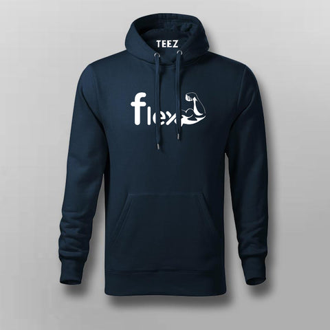 Flex Gym Hoodies For Men Online India