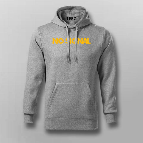 No Signal Hoodies For Men Online India