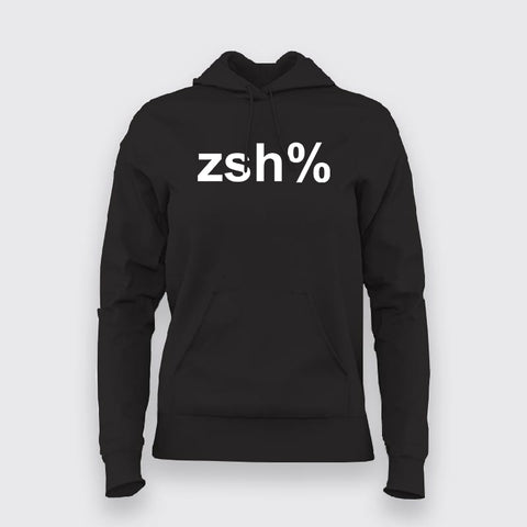 Zsh % Shell Hoodies For Women Online India