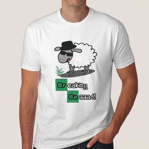 Breaking Bad Parody Men's T-shirt