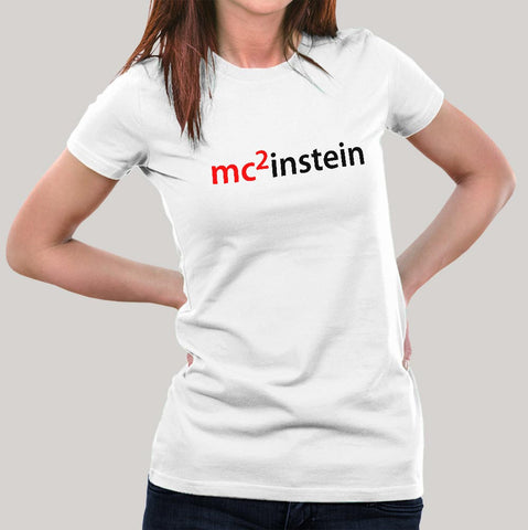Einstein Logo Women's T-shirt