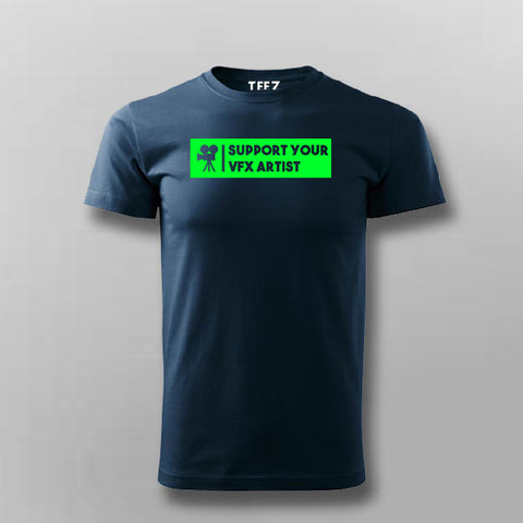 Visual Effects T-Shirt For Men