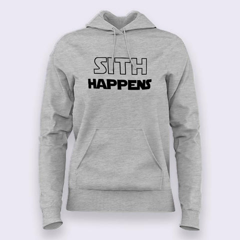 Sith Happens Starwars For Women Online India