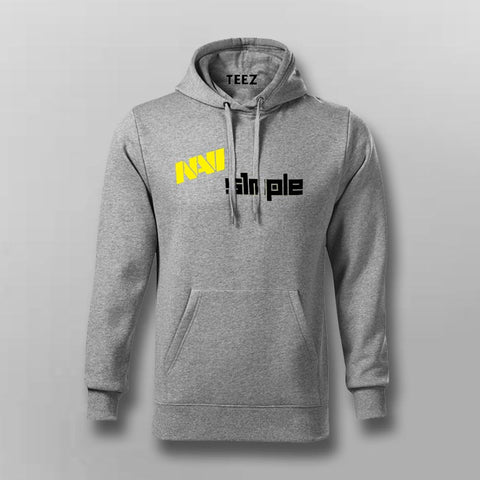Navi S1mple Hoodies For Men Online India