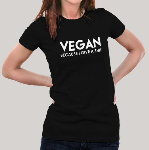 Vegan t-shirt for women online India