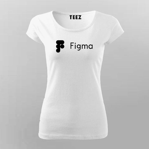 Figma Logo T-Shirt For Women Online