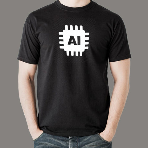Artificial Intelligence T-Shirts For Men Online India