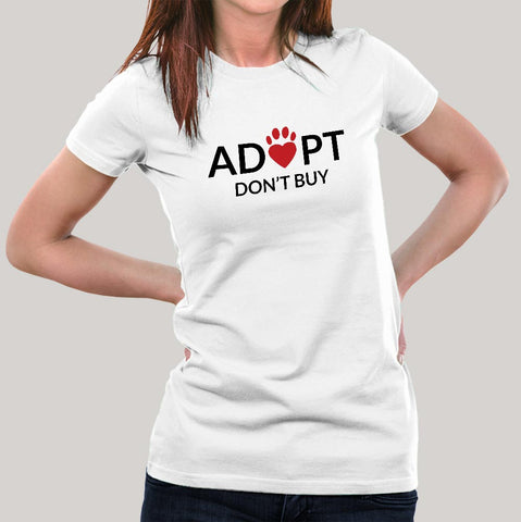 Blue cross t-shirt india adoption