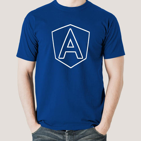 Angular Logo  Men's T-shirt