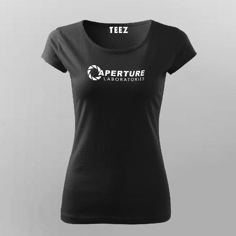 Aperture Laboratories Women's Portal T-Shirt Online India