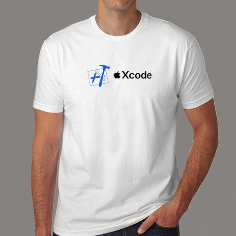 Apple Xcode Men's Profession T-Shirt Online India