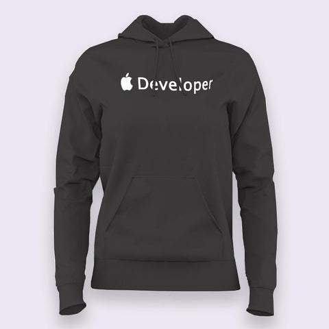 Apple Developer Hoodies For Women Online India