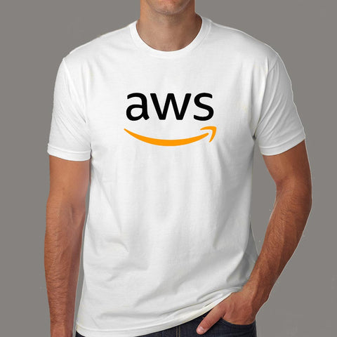 Aws T-Shirt For Men Online India