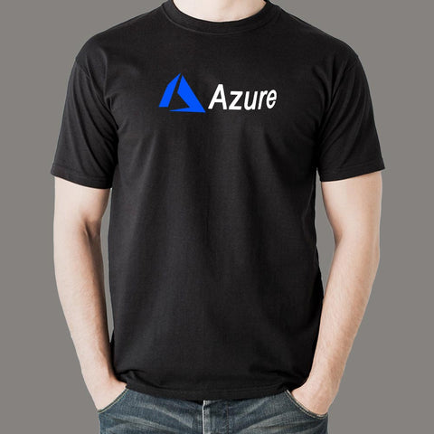 Microsoft Azure T-Shirt For Men Online India