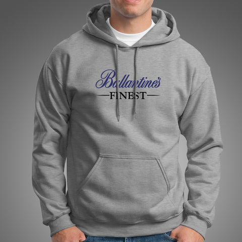 Ballantines Finest Scotch Whisky Hoodies For Men Online India