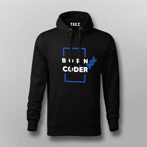 Born Coder Hoodies For Men Online India