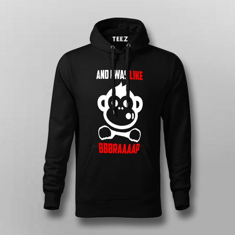 Braaap Hoodies For Men Online India