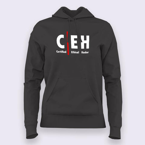 Certified Ethical Hacker Women's Profession Hoodies Online India