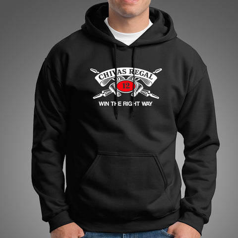 Chivas Regal Whisky Alcohol Drinking Hoodies For Men Online India