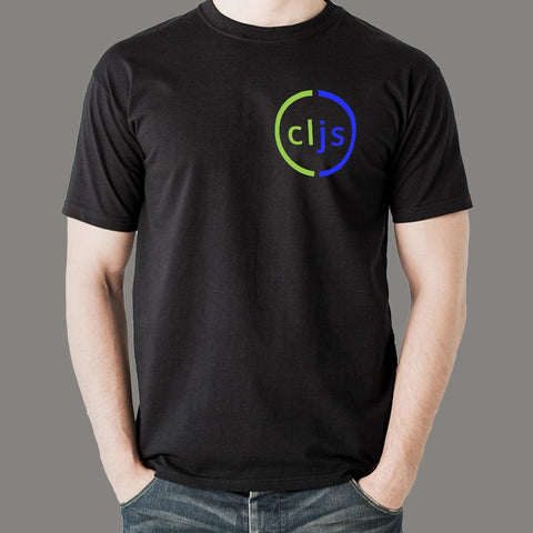 Clojurescript T-Shirt For Men Online India