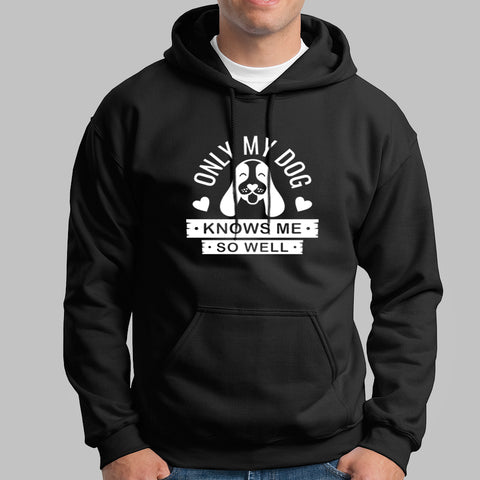 Cocker Spaniel Dog Hoodies For Men Online India