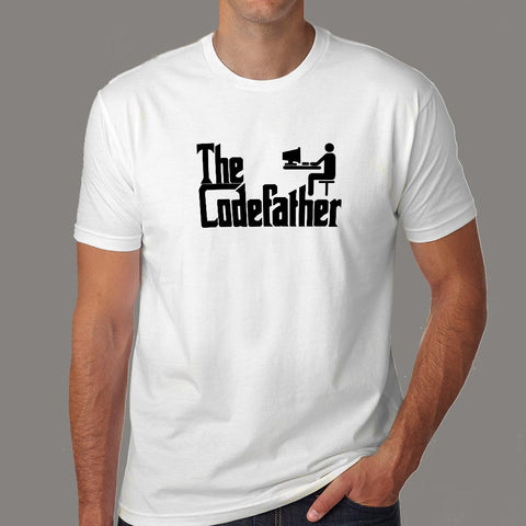The Code Father Funny T-Shirt