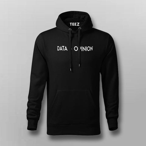 Data Science Opinion Hoodies For Men Online India