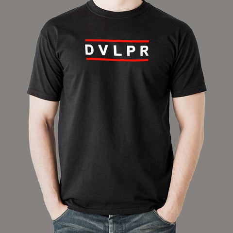 Developer Programmer T-Shirt For Men India