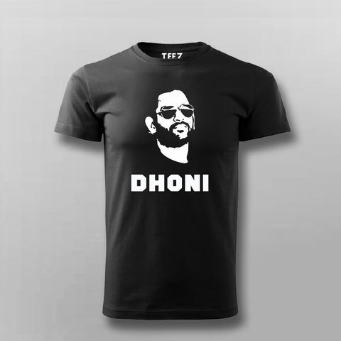 Dhoni T-shirt For Men On Online India