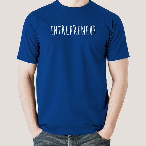 Entrepreneur Men's T-shirt