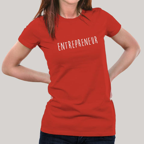 Entrepreneur Women's T-shirt