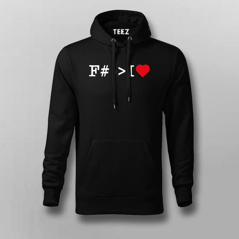 F Sharp Hoodies For Men Online India