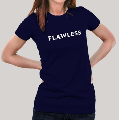 Flawless  Women's T shirts India
