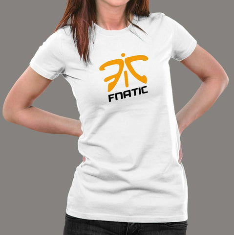 Fnatic T-Shirt For Women