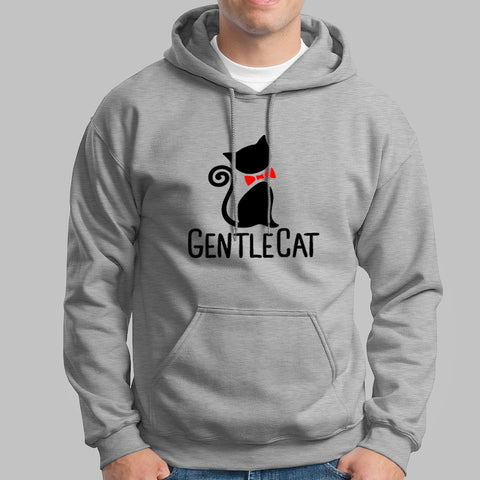 Gentle Cat Hoodies For Men Online India