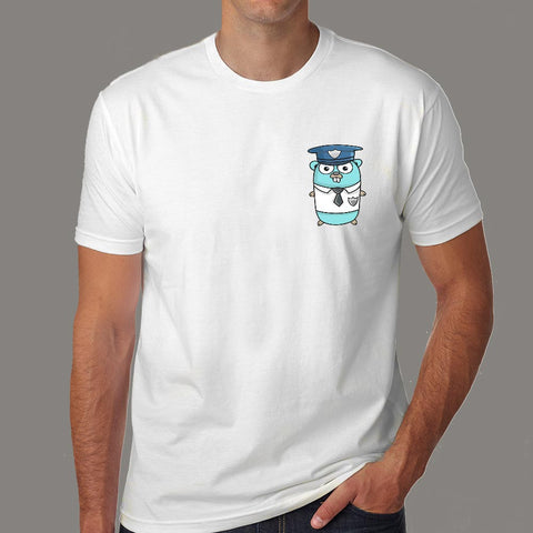 Golang Programmer T-Shirt For Men Online India