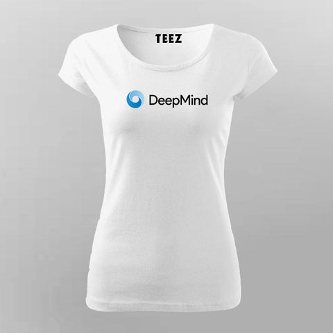 Google Deepmind T-Shirt For Women Online India