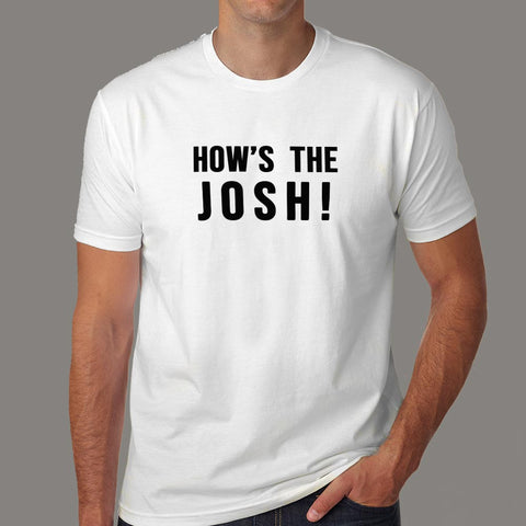 How's The Josh T-shirt For Men's online india