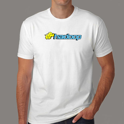 Hadoop Big Data T-shirt For Men online india