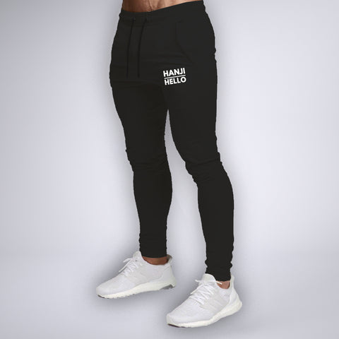 Hanji Hello  Cotton Joggers for Men Online India